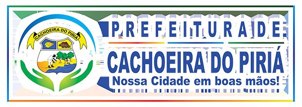 Prefeitura Municipal de Cachoeira do Piriá | Gestão 2017-2020