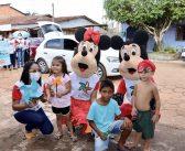 Prefeitura de Cachoeira do Piriá trabalha para acabar com o trabalho infantil no município.